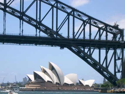 FOTKA - Harbour Bridge a Opera House
