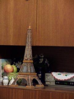 FOTKA - Puzzle 3D Eiffelova věž