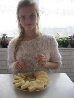 FOTKA - dobrou chuť i Vám ;) všechno jsem snědla