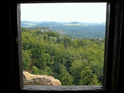 FOTKA - Pohled z Rudolfova kamene