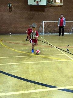 FOTKA - malej fotbalista