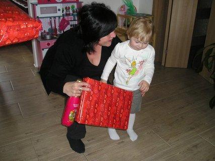 FOTKA - Babinka blahopreje Sofince k nar.