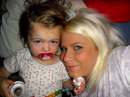 FOTKA - maminka s dcerkou