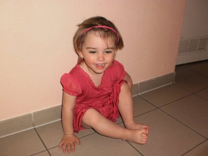 FOTKA - malá Michaela,,,,
