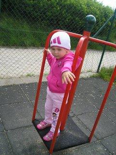 FOTKA - ---Sofinka na hrišti,.