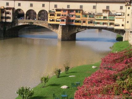 FOTKA - Florencie - Most zlatníků