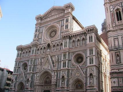 FOTKA - Historické jádro Florencie