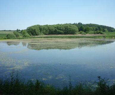 FOTKA - rybník na Neveklovsku