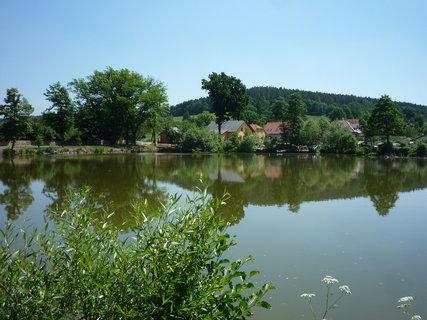 FOTKA - Neveklovský rybník