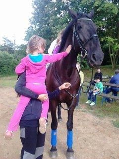 FOTKA - --jedu na koníka
