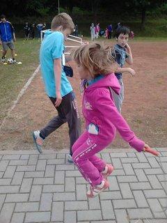 FOTKA - Miška skáče