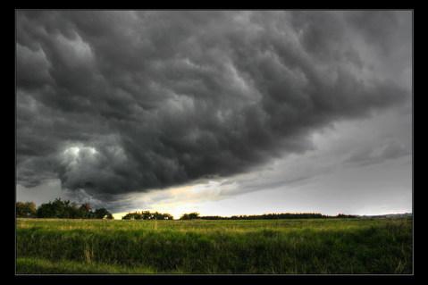 FOTKA - bouře