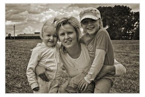 FOTKA - holky a ja