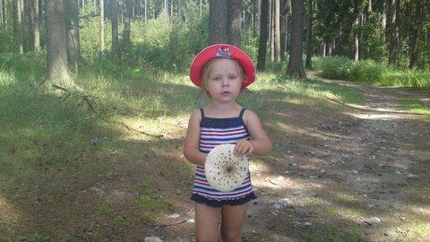 FOTKA - +našla velkou houbu+