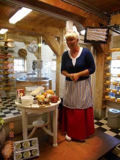 FOTKA - Povídání o výrobě sýrů