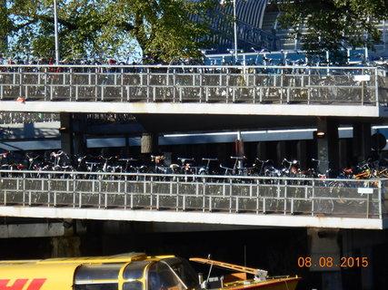 FOTKA - Parkoviště pro cyklisty
