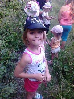 FOTKA - Miška v prírode,s detmi