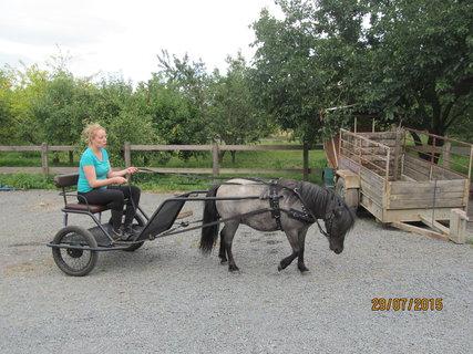 FOTKA - Zkoušíme nové vozítko