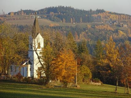 FOTKA - Kostelík v Křižlicích