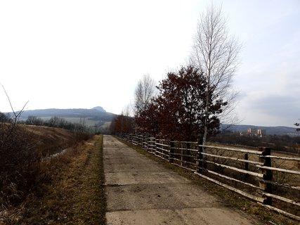 FOTKA - Tady bývala kdysi krásná úvozová cesta...