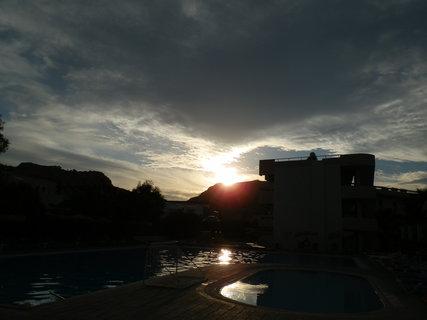 FOTKA - Sluníčko, dobrou noc.