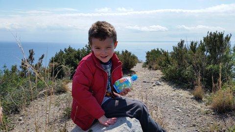 FOTKA - zdravím z Monte Panza