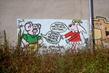 """""""grafity""""na zakladce"""