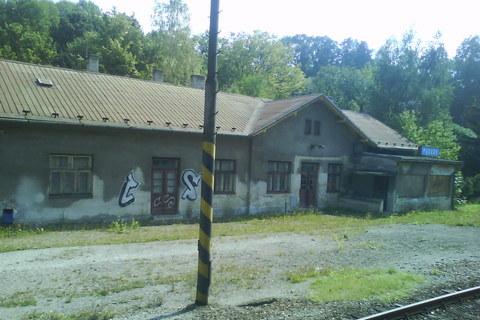 FOTKA - Na nádraží v Paskově 3