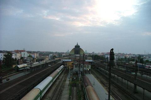 FOTKA - Hlavní nádraží Plzeň
