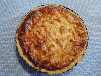 FOTKA - Pórkový koláč na zelený čtvrtek