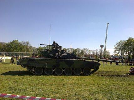FOTKA - Vojenský tank