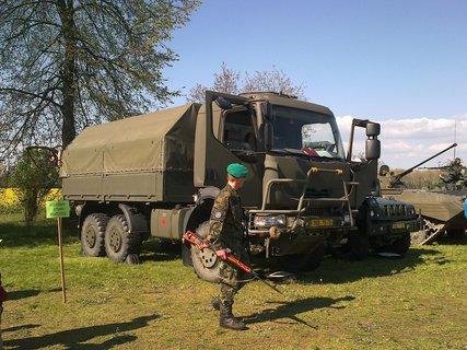 FOTKA - Vojenský útvar Bučovice
