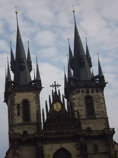 FOTKA - Věže kosttela