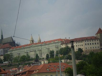 FOTKA - Z Mánesova mostu Hradčany