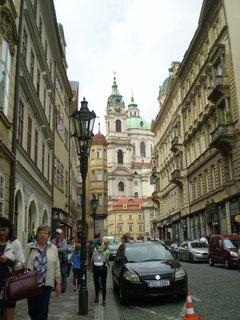 FOTKA - Cesta k Malostranskému náměstí