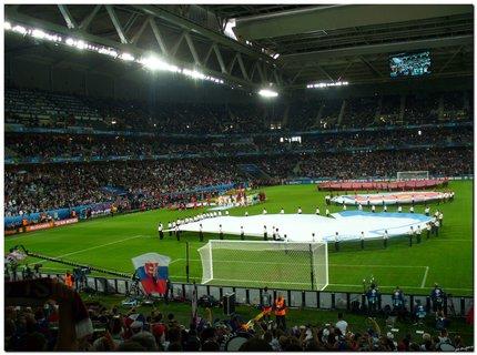 FOTKA - Euro 2016, pred zápasom v Lille
