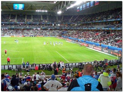 FOTKA - Euro 2016, stadion Pierre Mauroy v Lille