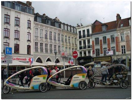 FOTKA - Euro 2016, doprava v Lille