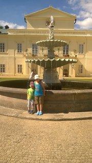 FOTKA - na zámku Kynžvart