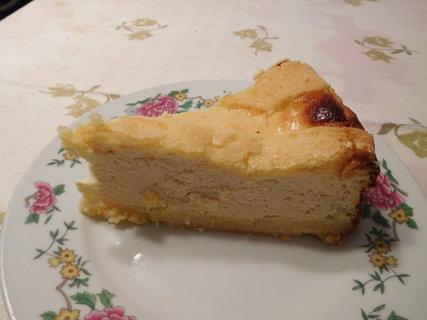 FOTKA - Tvarohový dort (sernik) (27.11.)