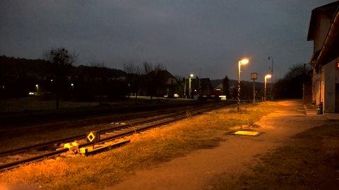 FOTKA - Tetčice nádraží