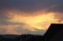 večerní nebe