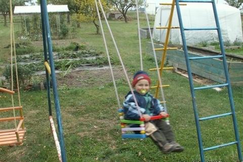 FOTKA - na zahradě 5