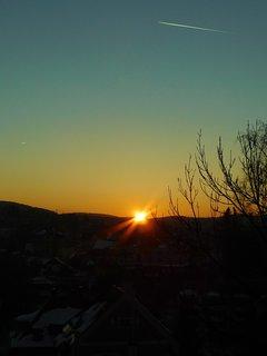 FOTKA - Sluníčko zapadá