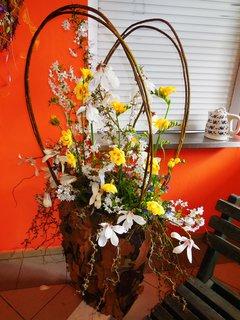 FOTKA - Proutí a květiny