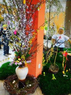 FOTKA - Váza plná květů