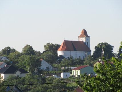 FOTKA - Bořetický kostel