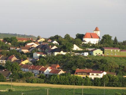 FOTKA - pohled na Bořetice