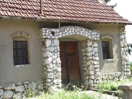 FOTKA - vstup do domku