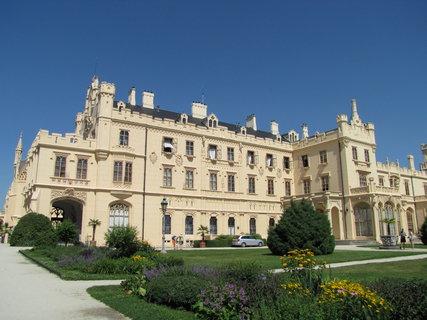 FOTKA - další část zámku